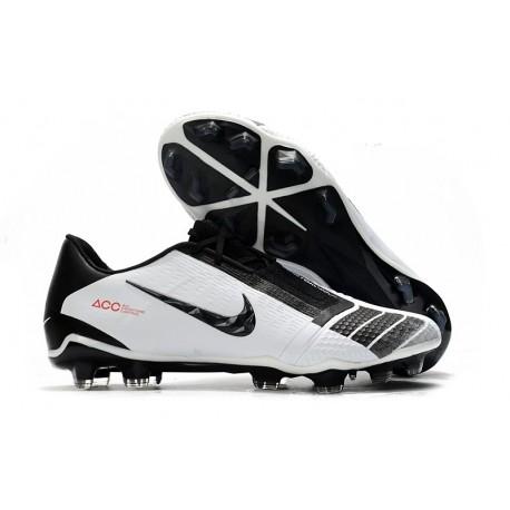 Chaussures 2020 Nike Phantom Vnm Elite FG -Noir Blanc