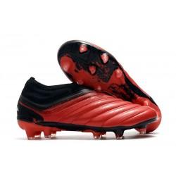 Chaussures Nouvel adidas Copa 20+ FG - Rouge Blanc Noir