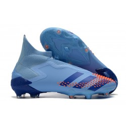 adidas Nouvel Predator Mutator 20+ FG Bleu Orange