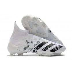 adidas Nouvel Predator Mutator 20+ FG Blanc Noir