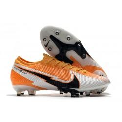 Nike Mercurial Vapor 13 Elite AG-Pro Daybreak -Orange Laser Noir Blanc