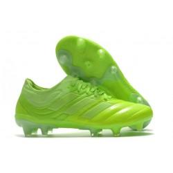 adidas Neuf Chaussure de Football Copa 20.1 FG Vert Blanc