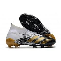 Chaussure Neuf adidas Predator Mutator 20.1 FG - Blanc Or Noir
