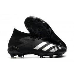 Chaussure Neuf adidas Predator Mutator 20.1 FG - Noir Argent