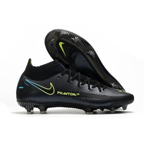 Nike Chaussure Phantom GT Elite DF FG - Noir