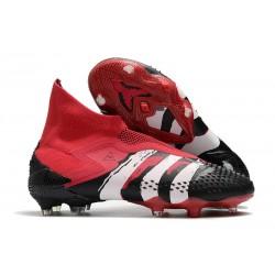 adidas Predator Mutator 20+ FG Human Race x Pharrell Noir Blanc Rouge