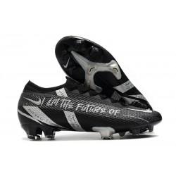 Chaussure Nike Mercurial Vapor XIII Elite FG Future Noir Argent