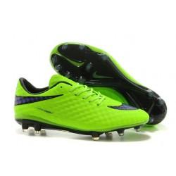 Nike Chaussures Football HyperVenom Phantom FG ACC Vert Violet