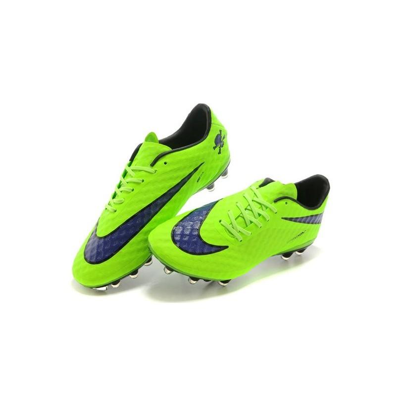 Football Violet Chaussures Phantom Nike Hypervenom Acc Vert Fg qAcRS34L5j