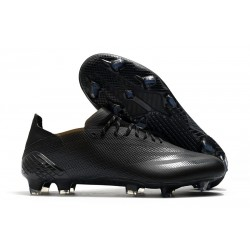 Crampons adidas X Ghosted.1 FG Noir Gris
