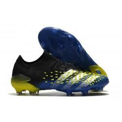 adidas Predator Freak.1 Low FG Chaussures Bleu Noir quipe Royal