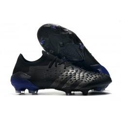 adidas Predator Freak.1 Low FG Chaussures Noir Acier Métallique Encre Sonic