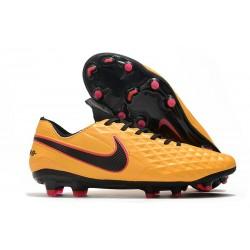 Nike Tiempo Legend VIII Elite FG ACC Orange Noir