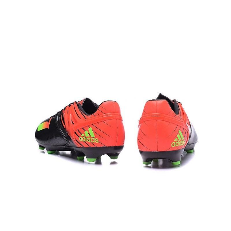 Adidas De Noir Fg Vert 1 15 Football Chaussures Nouveautés Rouge Messi atURq