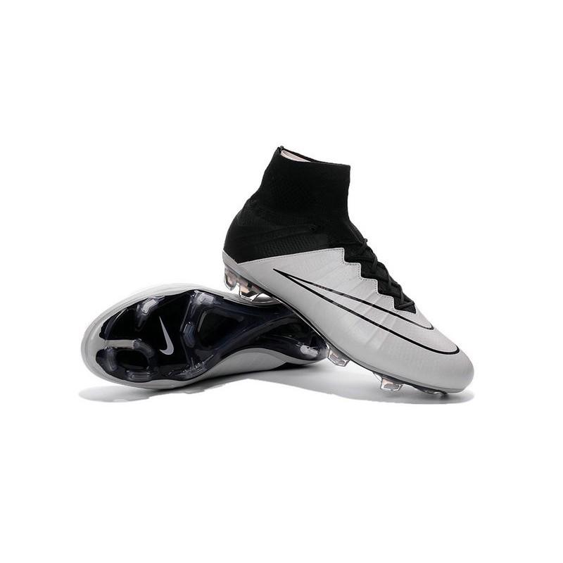 meilleur service 25ec3 87ab0 Cristiano Ronaldo Crampon Nike Mercurial Superfly 4 FG Noir ...