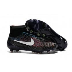 Crampon de Football Homme Nike Magista Obra BHM FG ACC Noir