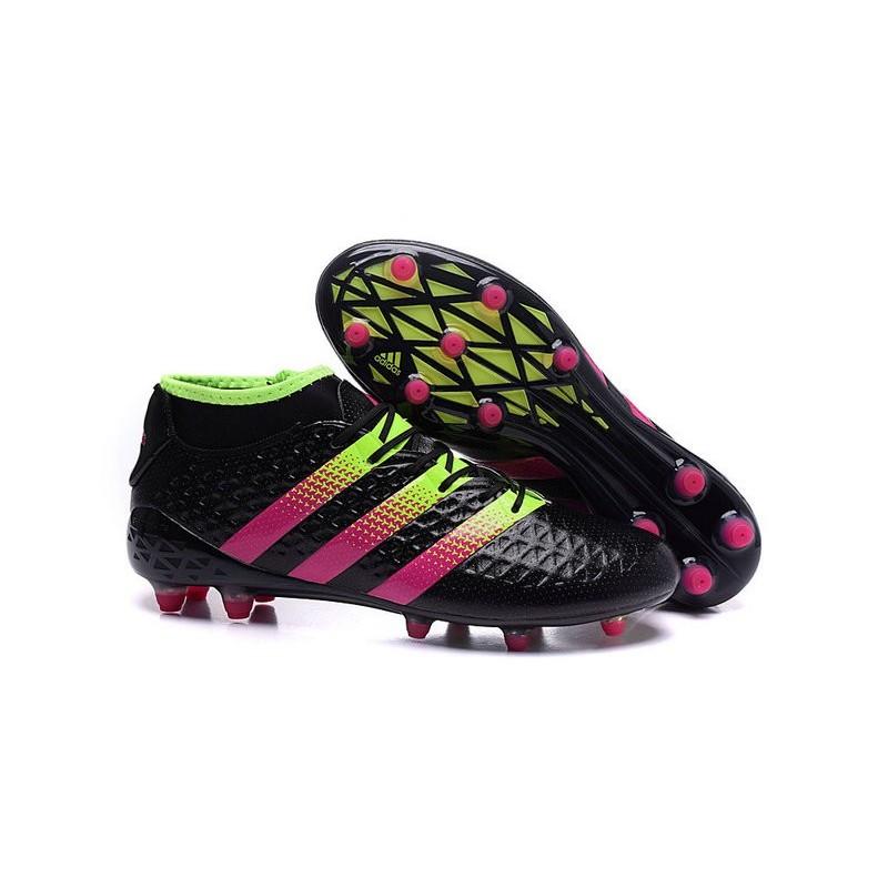 Noir 16 Primeknit Homme Adidas 1 Fgag Ace Chaussures Football Rose qUMGLpSzV