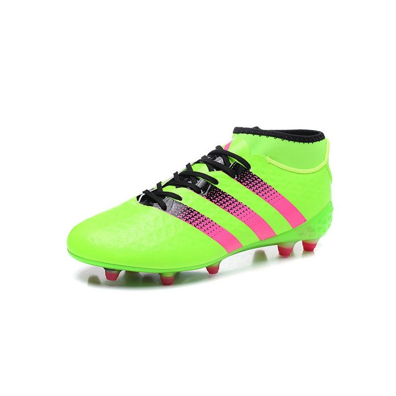 Ace Rose Fgag Adidas Homme 1 Chaussures 16 Primeknit Football Vert D2EH9I