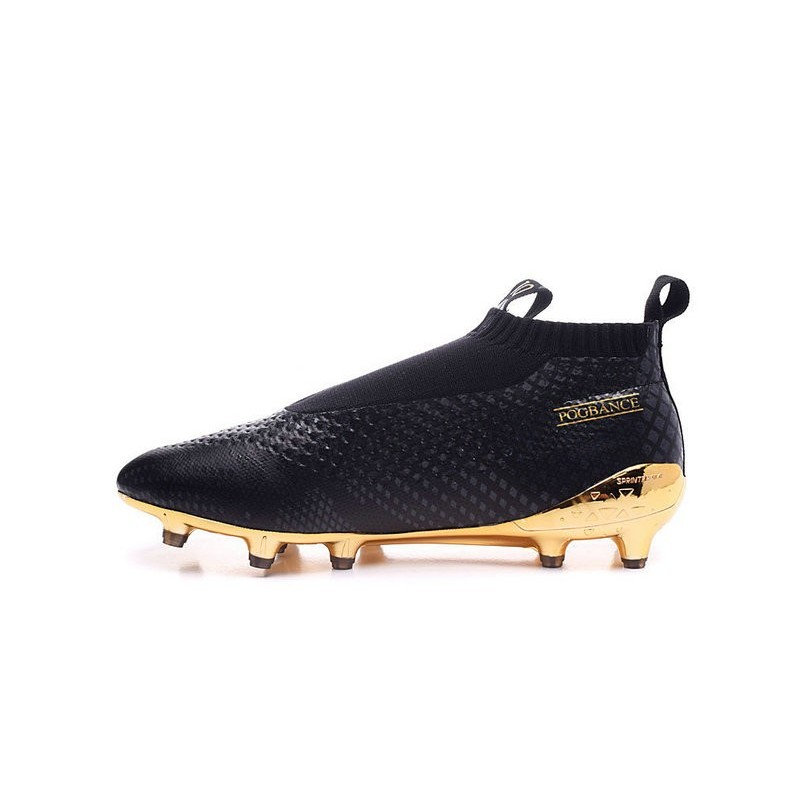 Chaussure Crampons Paul Pogba adidas Ace 16+ Purecontrol FG