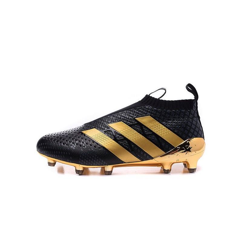 Pogba Fgag Chaussure Noir Crampons 16Purecontrol Adidas Paul Ace Or nN8m0vw