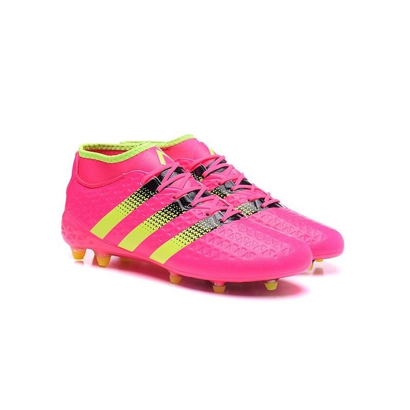 buy online ed650 302e7 Ace Adidas Homme Primeknit Football Chaussures 1 Champions Fgag 16 dBrwqBf