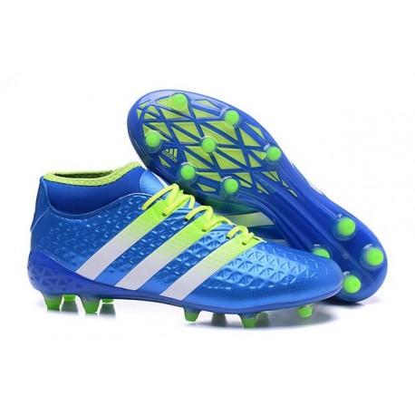 Ace Adidas Chaussures Bleu 16 Football Homme Primeknit 1 Fgag jLSpUqGMzV