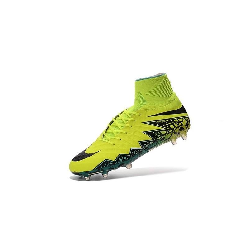 Noir Hypervenom Nike Fg Jaune Chaussure Phantom Meilleure 2