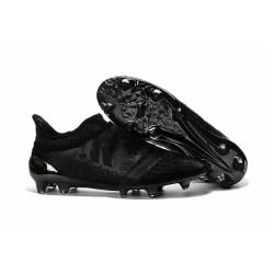 adidas X 16+ Purechaos FG Nouvel Crampons Football Tout Noir
