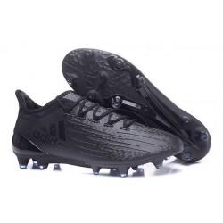Chaussure adidas X 16.1 FG Homme Nouveaux 2016 Tout Noir