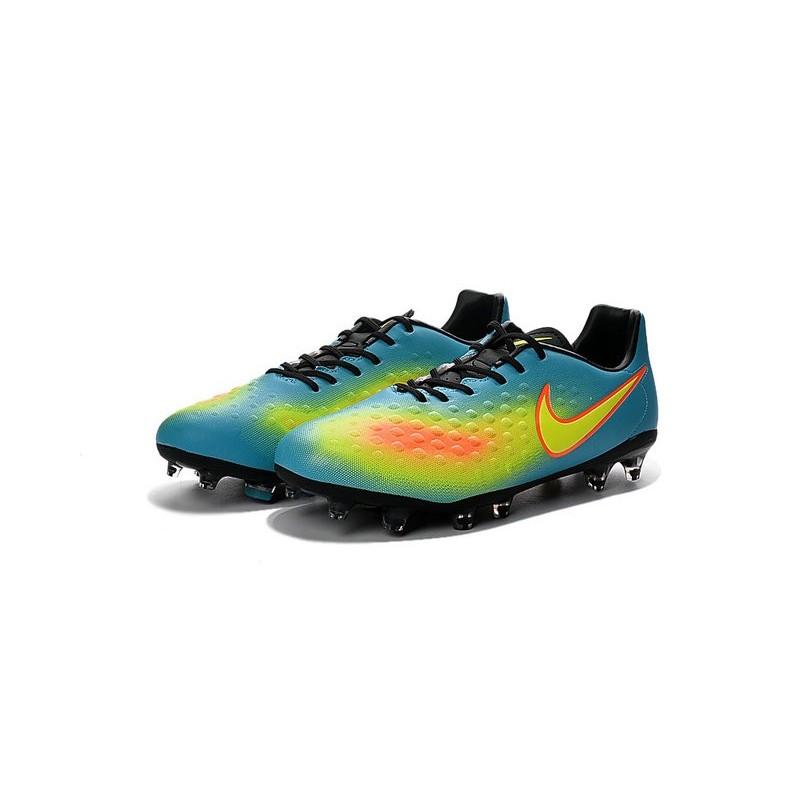 watch e00ee 0ee58 Chaussures Football 2016 Nike Magista Opus II FG Homme Bleu