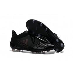 adidas X 16+ Purechaos FG Nouvel Crampons Football Cuir Noir