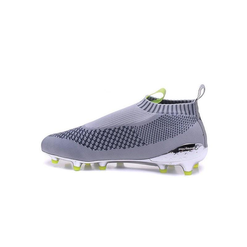 Chaussure 16Purecontrol Argent Adidas Crampons Fgag Ace Noir Aj34R5qcLS