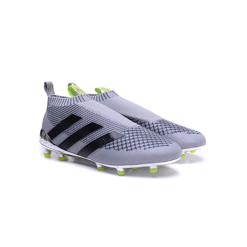 Adidas Fgag Crampons Chaussure Argent Ace Noir 16Purecontrol vmN8ny0Ow