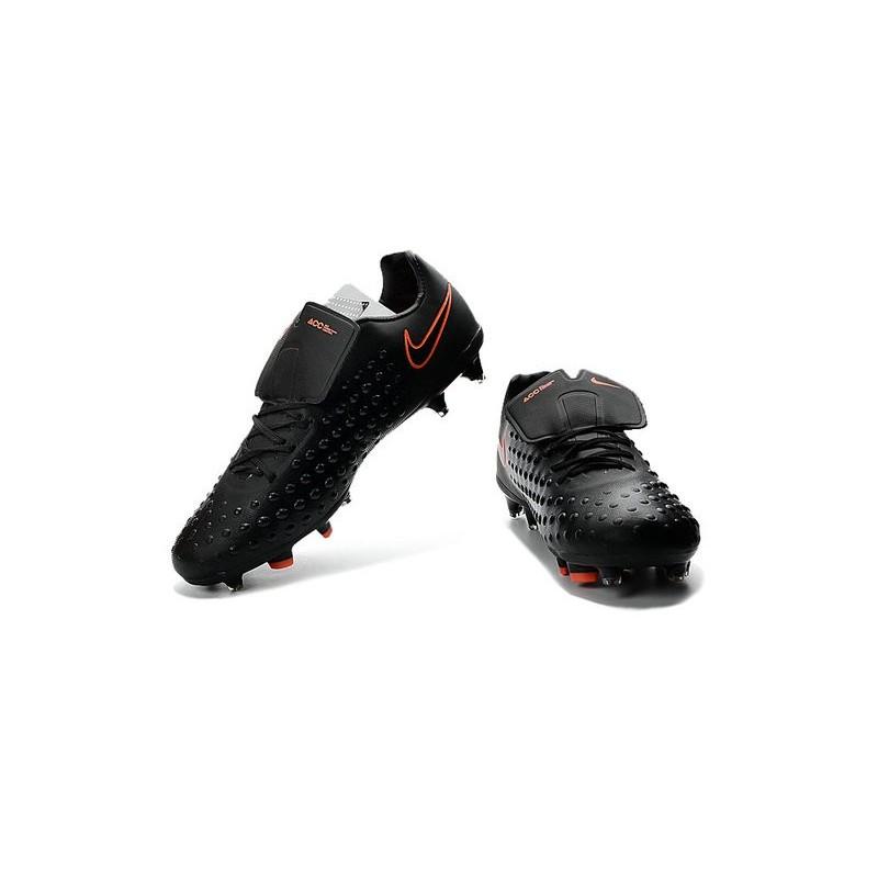 Opus Fg 2016 Nike Chaussures Noir Rouge Ii Homme Football Magista RLj34cA5q
