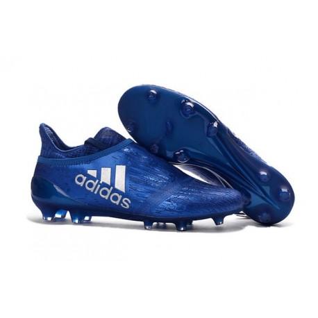 Argenta Bleu Fg Adidas Techfit 16Purechaos Chaussures X Foot De 5q3ALj4R