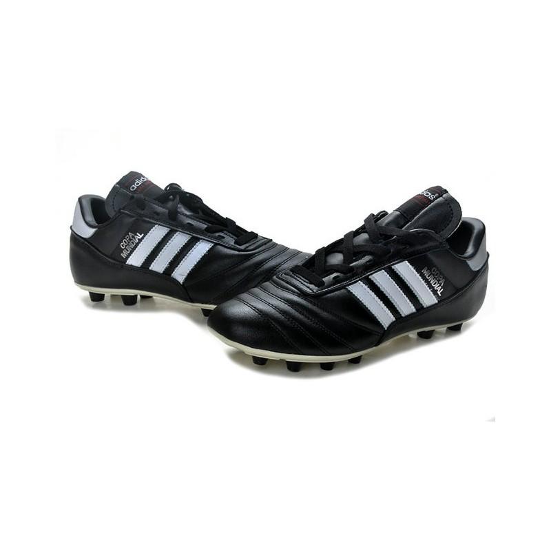 huge discount df984 5608b De Adidas Kangourou Cuir Copa Mundial Fg Noir Chaussures Football ZqdwPvZ