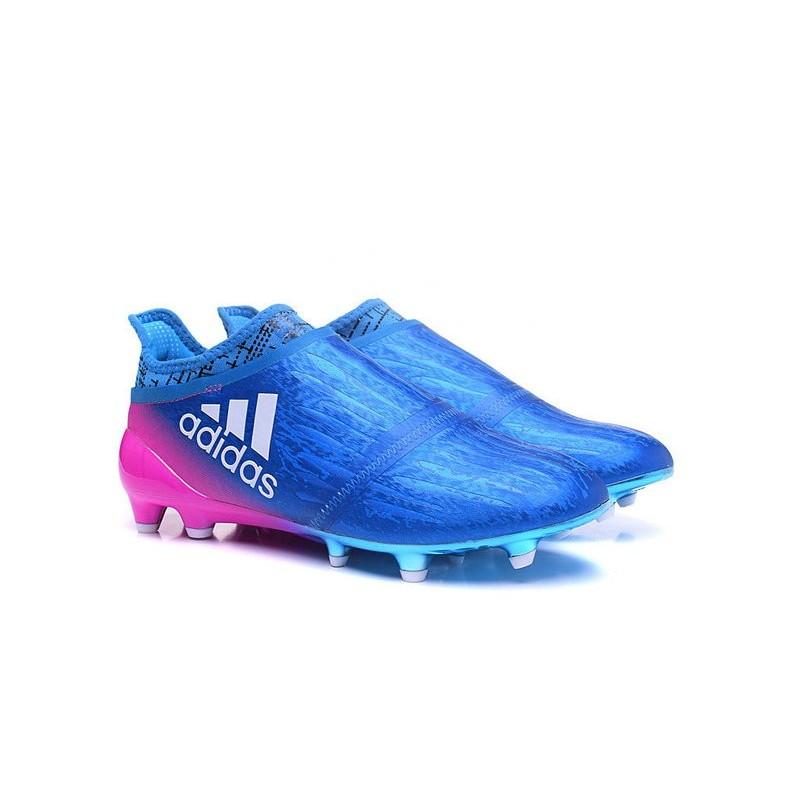 16 Rose Techfit Adidas Fg Bleu Hapzwp X Purechaos Chaussures Foot De bf6vY7gy