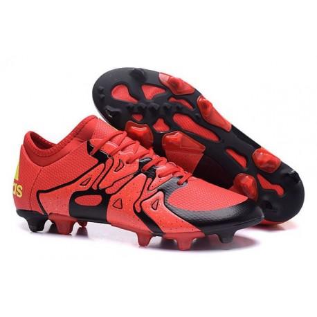 2015 Adidas Chaussures de Foot X 15.1 FG AG Crampons