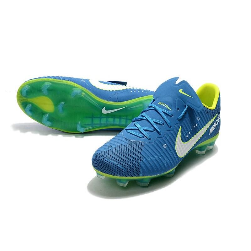 Neymar Vapor Mercurial Football Xi Bleu Chaussure Nike Fg Neuf gqOxSw