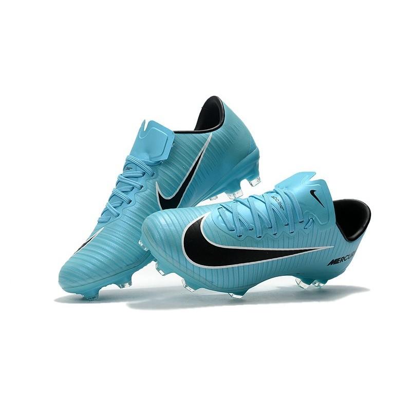 Mercurial Football Chaussure Vapor Xi Neuf Fg Bleu Noir Nike N80wOvmn