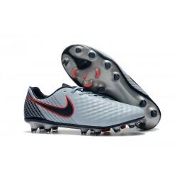 Nike Magista Opus II FG Crampon de Foot - Gris Noir