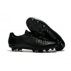 Nike Magista Opus II FG Crampon de Foot - Tout Noir