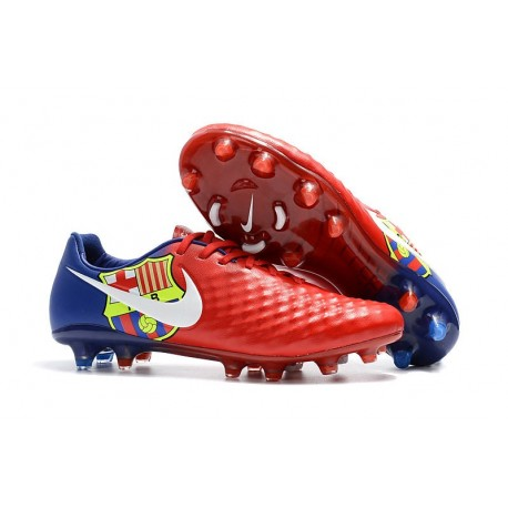 Chaussures Football Nike Magista Opus 2 FG ACC - FC Barcelona