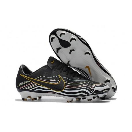 Nike Chaussure Nouveaux Mercurial Vapor XI FG Noir Or