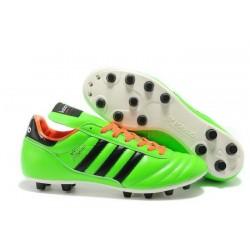 Chaussures de Football adidas Copa Mundial FG Cuir de Kangourou Vert