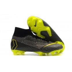 Nike Nouvelles Crampon Mercurial Superfly 360 Elite FG Gris Volt
