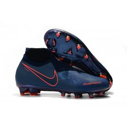 Nike Phantom VSN Elite DF FG Fully Charged Bleu