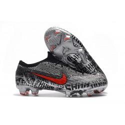 Neymar Nike Mercurial Vapor XII 360 Elite FG Noir Rouge