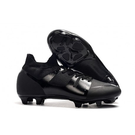 Nike Crampons Mercurial GS GreenSpeed 360 FG - Noir