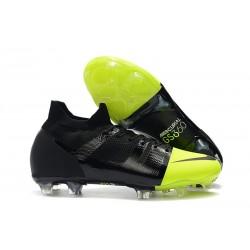 Nike Crampons Mercurial GS GreenSpeed 360 FG - Noir Vert